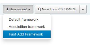 Choose Framework