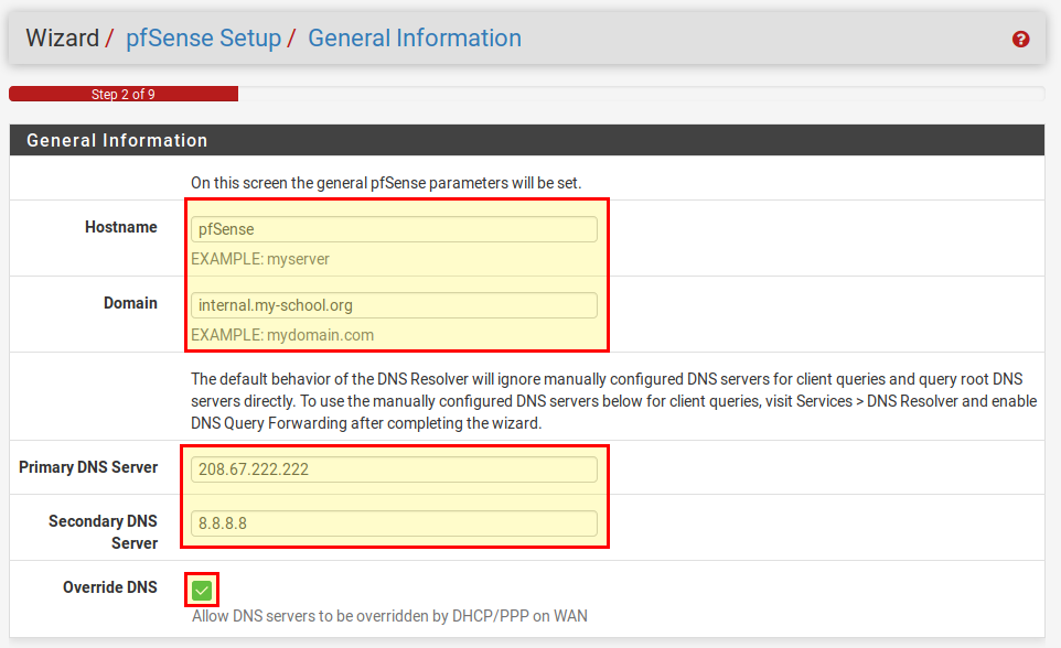 How to Install pfSense 2 4 | Open School Solutions